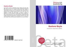 Buchcover von Raelene Boyle