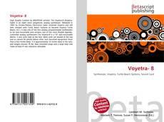 Обложка Voyetra- 8