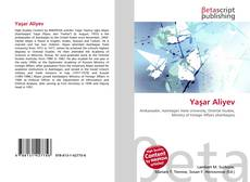 Bookcover of Yaşar Aliyev