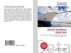 Bookcover of USCGC Woodbine (WLB-289)