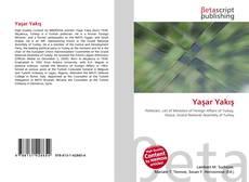 Bookcover of Yaşar Yakış