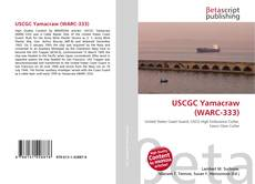 Bookcover of USCGC Yamacraw (WARC-333)