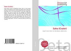 Buchcover von Saha (Crater)