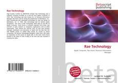 Обложка Rae Technology