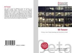 Bookcover of W-Tower