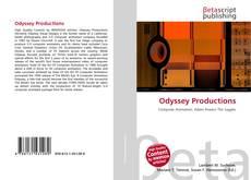 Odyssey Productions kitap kapağı