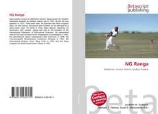 Bookcover of NG Ranga