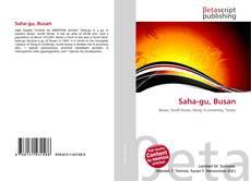 Bookcover of Saha-gu, Busan