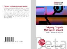 Обложка Odyssey (Yngwie Malmsteen album)