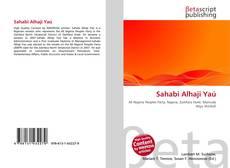 Bookcover of Sahabi Alhaji Yaú
