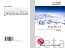 Buchcover von Van's Aircraft