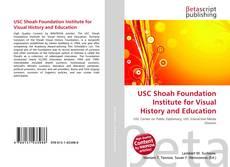 Portada del libro de USC Shoah Foundation Institute for Visual History and Education