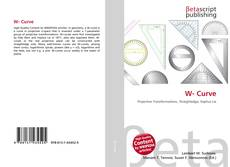 Bookcover of W- Curve