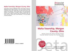 Bookcover of Malta Township, Morgan County, Ohio