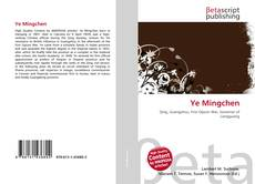 Bookcover of Ye Mingchen