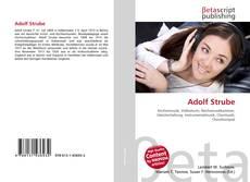 Portada del libro de Adolf Strube