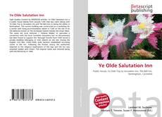 Capa do livro de Ye Olde Salutation Inn