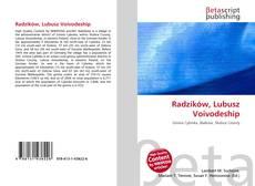 Radzików, Lubusz Voivodeship的封面