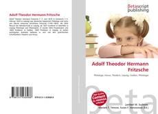 Bookcover of Adolf Theodor Hermann Fritzsche