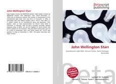 Bookcover of John Wellington Starr