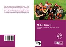 Bookcover of Michel Decoust