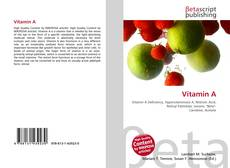 Couverture de Vitamin A