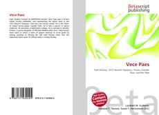 Обложка Vece Paes