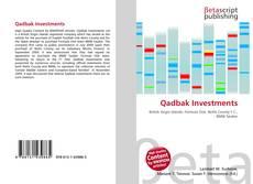 Bookcover of Qadbak Investments