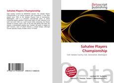 Capa do livro de Sahalee Players Championship