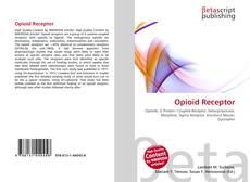 Bookcover of Opioid Receptor