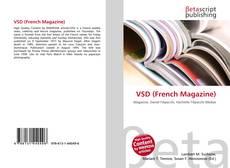 Bookcover of VSD (French Magazine)