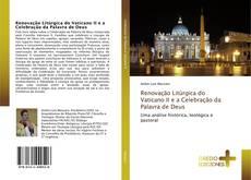 Capa do livro de Renovação Litúrgica do Vaticano II e a Celebração da Palavra de Deus