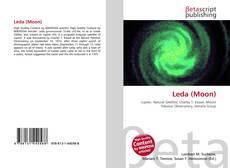 Capa do livro de Leda (Moon)