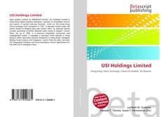 Capa do livro de USI Holdings Limited