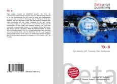 Buchcover von TX- 0