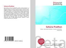Couverture de Sahana Pradhan