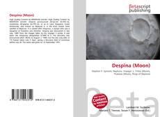 Capa do livro de Despina (Moon)