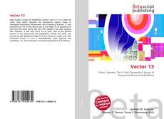 Bookcover of Vector 13