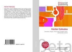 Portada del libro de Vector Calculus