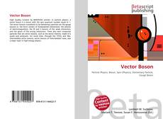 Bookcover of Vector Boson