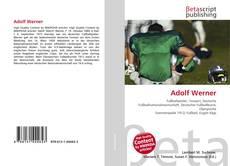 Adolf Werner的封面