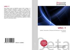 Bookcover of VPEC- T