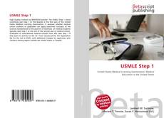 Bookcover of USMLE Step 1