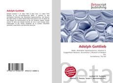 Adolph Gottlieb kitap kapağı