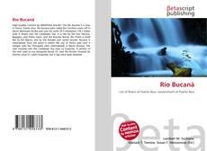 Bookcover of Río Bucaná
