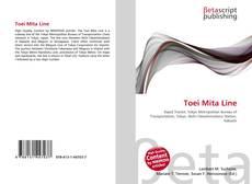Bookcover of Toei Mita Line