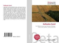 Bookcover of Kalkaska Sand