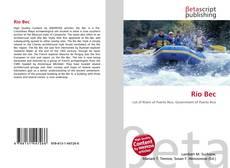Buchcover von Río Bec