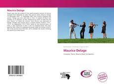 Обложка Maurice Delage