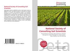 National Society of Consulting Soil Scientists的封面